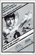 "Movie Posters:Action, Fists of Fury/The Chinese Connection Combo (Columbia, R-1980). One Sheet (27"" X 41""). Action.. ..."