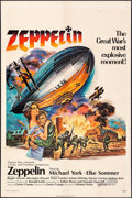 """Movie Posters:War, Zeppelin & Other Lot (Warner Brothers, 1971). One Sheets (2)(27"""" X 41""""). War.. ... (Total: 2 Items)"""