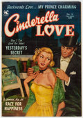 Golden Age (1938-1955):Romance, Cinderella Love #13 (St. John, 1953) Condition: FN/VF....