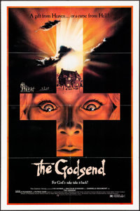 """The Godsend & Others Lot (Cannon, 1980). One Sheets (3) (27"""" X 41""""). Horror. ... (Total: 3 Items)"""