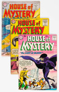 Silver Age (1956-1969):Horror, House of Mystery Group of 16 (DC, 1955-60) Condition: AverageGD.... (Total: 16 )