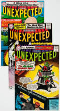 Silver Age (1956-1969):Horror, Tales of the Unexpected #91-101 Group (DC, 1965-67) Condition:Average VF-.... (Total: 11 Comic Books)