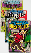Silver Age (1956-1969):Horror, Tales of the Unexpected Group of (DC, 1959-65) Condition: AverageVG+.... (Total: 18 Comic Books)