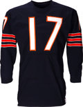 Football Collectibles:Uniforms, 1971-73 Ike Hill/Cliff Hardy Game Worn Chicago Bears Jersey....