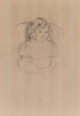 Attributed to Mary Cassatt (1844-1926) Sara Smiling, c. 1904 Drypoint on laid paper, posthumous impression 14-3/4 x 9...