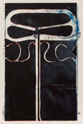 Fine Art - Work on Paper:Print, Richard Diebenkorn (1922-1993). Untitled (Club/Spade Group'81-82), from Eight by Eight to Celebrate the TemporaryCon...