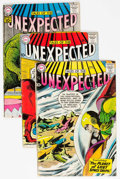 Silver Age (1956-1969):Horror, Tales of the Unexpected Group of 9 (DC, 1958-61) Condition: AverageVG-.... (Total: 9 Comic Books)