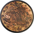 Patterns, 1855 P1C Flying Eagle Cent, Judd-168 Original, Pollock-193, R.4, PR63 Red and Brown PCGS....