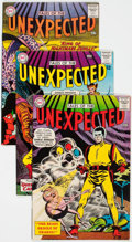 Silver Age (1956-1969):Horror, Tales of the Unexpected Group of 6 (DC, 1963-65) Condition: AverageVF-.... (Total: 6 Comic Books)