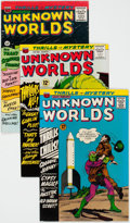 Silver Age (1956-1969):Horror, Unknown Worlds Group of 14 (ACG, 1962-67) Condition: Average VF....(Total: 14 Comic Books)