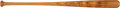 Baseball Collectibles:Bats, 1959 Roy Sievers Game Issued All Star Bat....