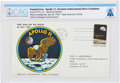 Explorers:Space Exploration, Apollo 11 Lunar Landing Cover Cancelled at Cape Canaveral, Directly From The Armstrong Family Collection™, Certified and Encap...