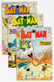 Batman Group of 42 (DC, 1960-69) Condition: Average VG.... (Total: 42 )