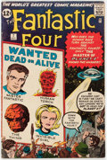 Silver Age (1956-1969):Superhero, Fantastic Four #7 (Marvel, 1962) Condition: VG+....