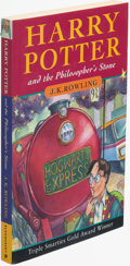 Books:Science Fiction & Fantasy, J. K. Rowling. Harry Potter and the Philosop...