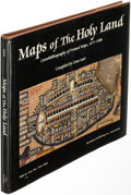 Books:World History, [Holy Land reference]. Eran Laor. Maps of the Holy Land. New York; Amsterdam: 1986. First edition, with thirty-t... (Total: 34 Items)