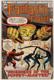 Fantastic Four #8 (Marvel, 1962) Condition: GD+