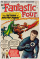 Fantastic Four #10 (Marvel, 1963) Condition: VG