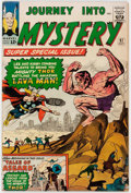 Silver Age (1956-1969):Superhero, Journey Into Mystery #97 (Marvel, 1963) Condition: VG....