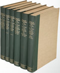 Books:Maps & Atlases, Carl I. Wheat. 1540-1861: Mapping the Transmississippi West.San Francisco: 1957-63. First edit...