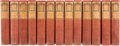 Books:Mystery & Detective Fiction, A[rthur]. Conan Doyle. [The Works of...]. New York: [circa1903]. Author's edition.... (Total: 13 Items)
