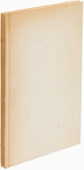 Books:Literature 1900-up, Henry Miller. The Smile at the Foot of the Ladder. [NewYork: 1958]. New edition, association copy, inscribed to Jun...
