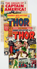 Silver Age (1956-1969):Superhero, Marvel Silver Age Group of 13 (Marvel, 1960s) Condition: A...