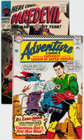 Silver Age (1956-1969):Superhero, Adventure Comics #341 and Daredevil #20 Group (DC/Marvel, 1966)....(Total: 2 Comic Books)