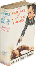 Books:Mystery & Detective Fiction, Arthur Conan Doyle. The Case-Book of Sherlock Holmes. London: John Murray, [1927]. First edition, colonial issue, wi...