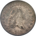 Early Half Dollars, 1795 50C 2 Leaves, O-110a, T-21, R.3, XF45 PCGS....