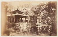 [John Thomson, association]. Will Tod. Photo Album with Fifty-Five Photographs. [Shanghai, The Alps, and elsewhere: c