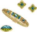 Estate Jewelry:Suites, Multi-Stone, Gold Jewelry Suite, John Hardy. ...