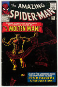 Silver Age (1956-1969):Superhero, The Amazing Spider-Man #28 (Marvel, 1965) Condition: VG+....