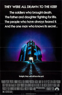 """The Keep & Others Lot (Paramount, 1983). One Sheets (4) (27"""" X 41""""). Horror. ... (Total: 4 Items)"""