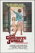 Movie Posters:Bad Girl, The Concrete Jungle (Pentagon, 1982). One Sheet (2...