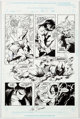 John Buscema Conan: Death Covered in Gold #3 Story Page 12 Original Art (Marvel, 1999)