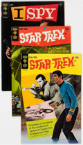 Silver Age (1956-1969):Science Fiction, Star Trek Group of 44 (Gold Key, 1960s-70s) Condition: Average FN.... (Total: 44 Comic Books)