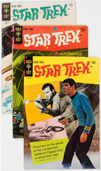Star Trek Group of 45 (Gold Key, 1960s-70s) Condition: Average GD/VG.... (Total: 45 Comic Books)