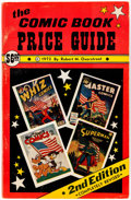 Books:Overstreet, Overstreet Comic Book Price Guide #2 Softcover (Gemstone, 1972) Condition: FN+....