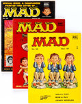 Magazines:Mad, MAD #36-50 Group of 15 (EC, 1957-59) Condition: Average FN-....(Total: 15 Comic Books)