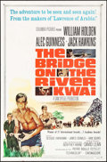 """Movie Posters:War, The Bridge on the River Kwai (Columbia, R-1963). One Sheet (27"""" X 41""""). War.. ..."""