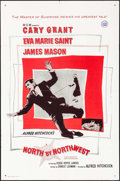 """Movie Posters:Hitchcock, North by Northwest (MGM, 1959). International One Sheet (27"""" X41""""). Hitchcock.. ..."""