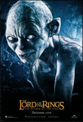 "Movie Posters:Fantasy, The Lord of the Rings: The Return of the King (New Line, 2003).Canadian One Sheet (26.75"" X 39.75"") Advance, Gollum Style. ..."