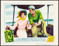 "Movie Posters:Adventure, The African Queen (United Artists, 1952). Lobby Card (11"" X 14""). Adventure.. ..."