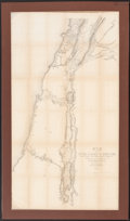 Books:Maps & Atlases, [Holy Land]: Group of Fifteen Holy Land Maps. London and elsewhere: circa 19th century. Engraved and lithographed maps of Pa... (Total: 15 Items)