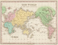 Books:Maps & Atlases, Anthony Finley (publisher). A New General Atlas... representing the Grade Divisions of the Globe. Philadelphia: ...