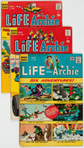 Bronze Age (1970-1979):Humor, Life With Archie Group of 54 (Archie, 1958-88) Condition: AverageVG.... (Total: 54 Comic Books)