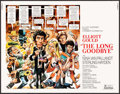 "Movie Posters:Crime, The Long Goodbye (United Artists, 1973). Rolled, Very Fine-. Half Sheet (22"" X 28"") Style C, Jack Davis Artwork. Crim..."