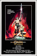 "Movie Posters:Action, Conan the Barbarian (Universal, 1982). One Sheet (27"" X 41"") Renato Casaro Artwork. Action.. ..."