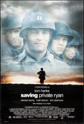 "Movie Posters:War, Saving Private Ryan (Paramount, 1998). Rolled, Very Fine-. One Sheet (27"" X 40"") DS. War.. ..."